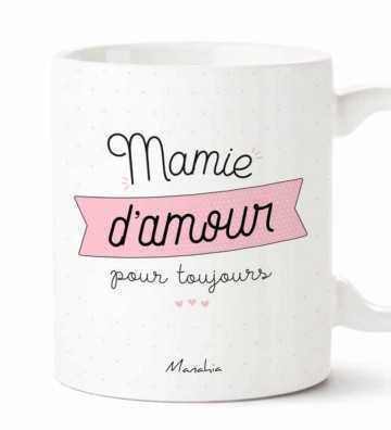 Mamie d'amour pour Toujours - Mug Manahia - 1