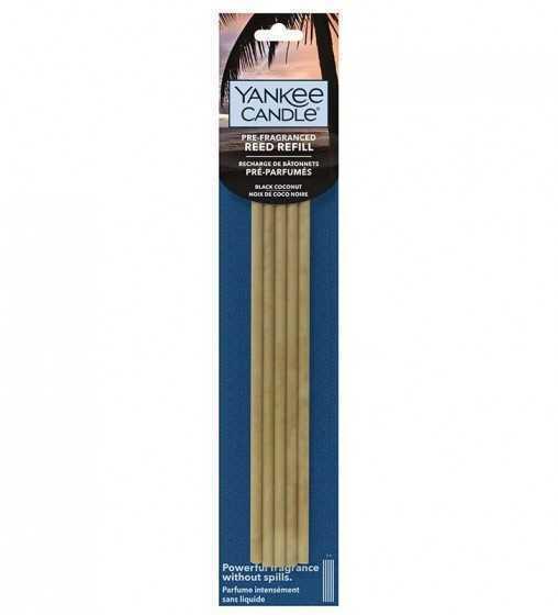 Noix de coco noire - Bâtonnets Pré-Parfumés Yankee Candle - 1