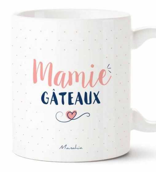 Mamie Gateaux - Mug Manahia - 1