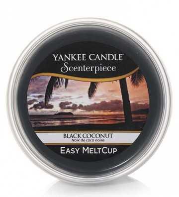 Noix de coco noire - Meltcup Yankee Candle - 1