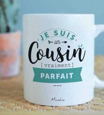 Un Cousin (Vraiment) Parfait - Mug