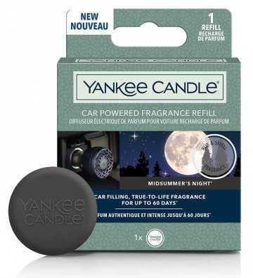 Nuit d'été - Recharge Diffuseur Auto Électrique Yankee Candle - 2