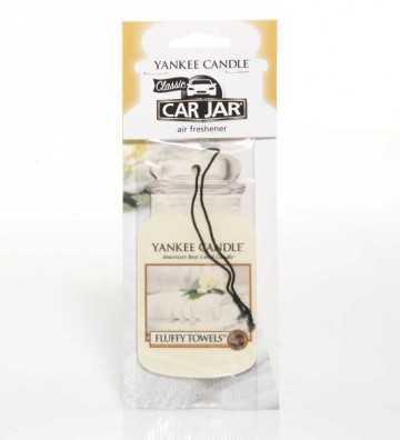 Serviettes Moelleuses - Car Jar Yankee Candle - 1