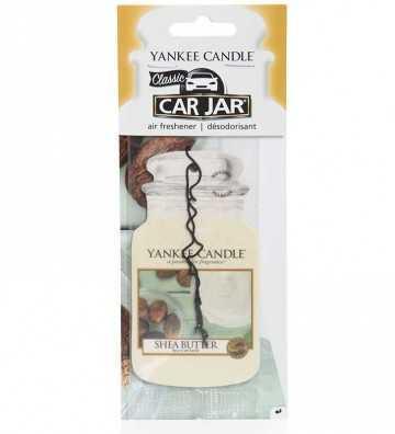 Beurre de Karité - Car Jar Yankee Candle - 1