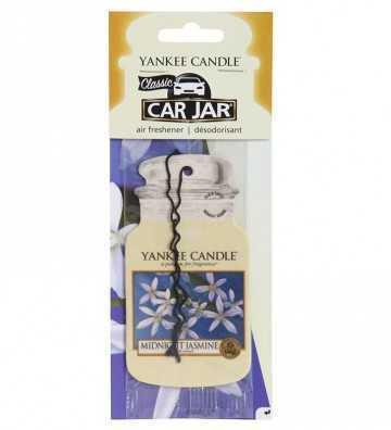 Jasmin de Minuit - Car Jar Yankee Candle - 1