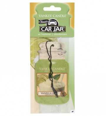 Vanille Citron Vert - Car Jar