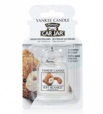 Couverture Douce - Ultimate Car Jar Yankee Candle - 1