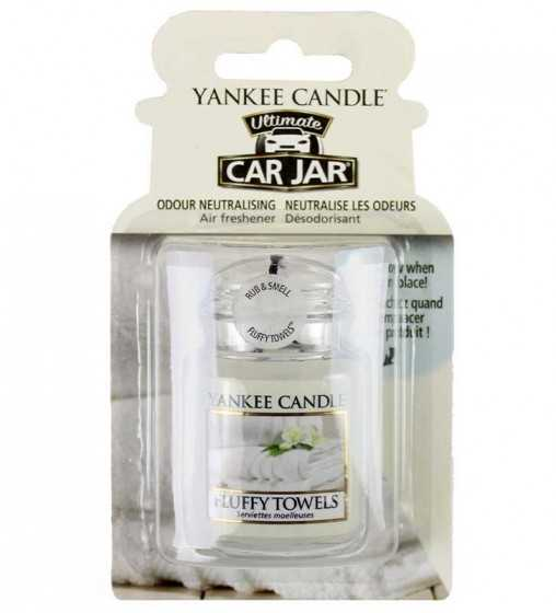 Serviettes Moelleuses - Ultimate Car Jar Yankee Candle - 1