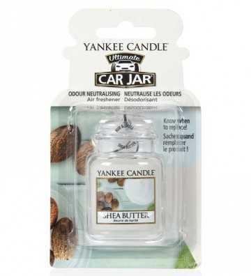 Beurre de Karité - Ultimate Car Jar Yankee Candle - 1