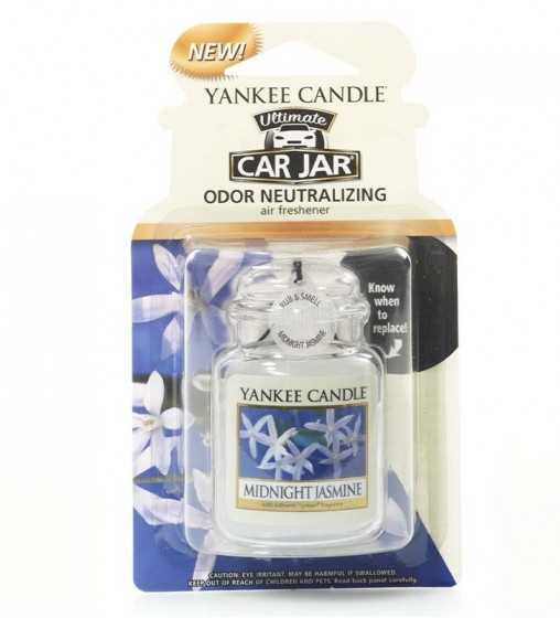 Jasmin de Minuit - Ultimate Car Jar Yankee Candle - 1