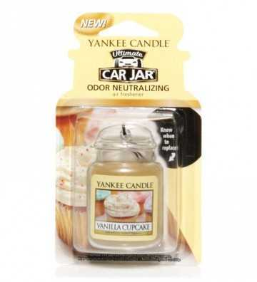 Gâteau à la vanille - Ultimate Car Jar Yankee Candle - 1