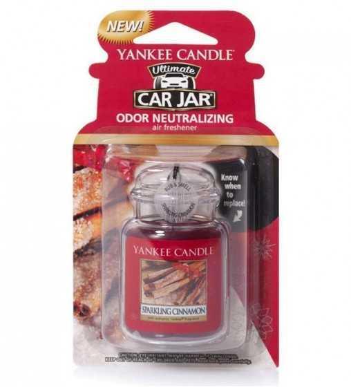 Cannelle Pétillante - Ultimate Car Jar