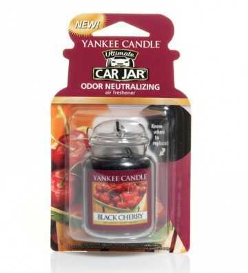Cerise Griotte - Ultimate Car Jar Yankee Candle - 1