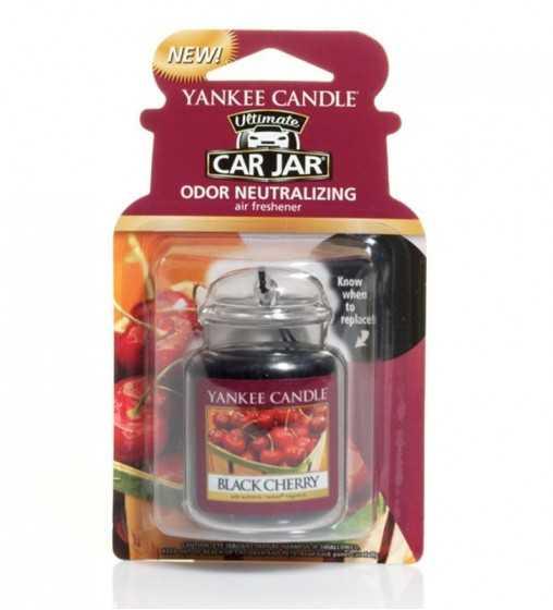Cerise Griotte - Ultimate Car Jar Yankee Candle - 1
