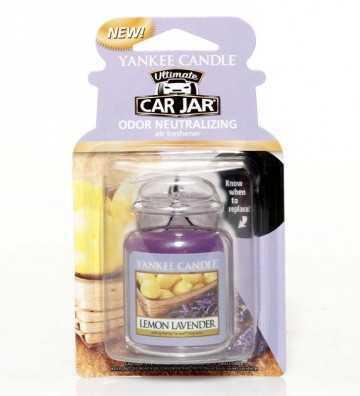 Citron Lavande - Ultimate Car Jar