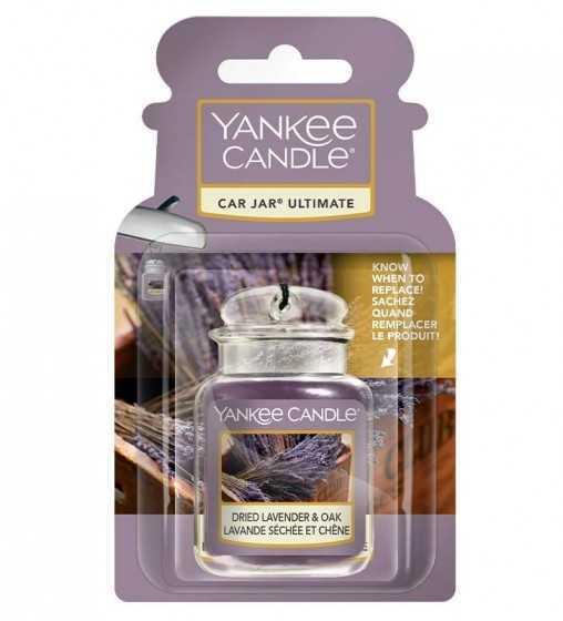 Lavande Séchée et Chêne - Ultimate Car Jar Yankee Candle - 1