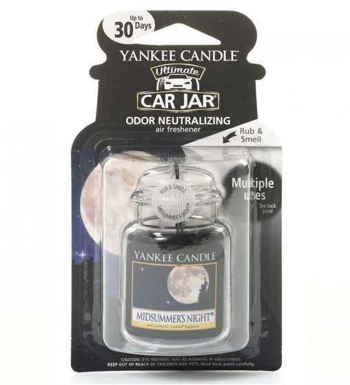 Nuit d'été - Ultimate Car Jar Yankee Candle - 1