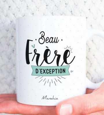 Beau Frère d'Exception - Mug