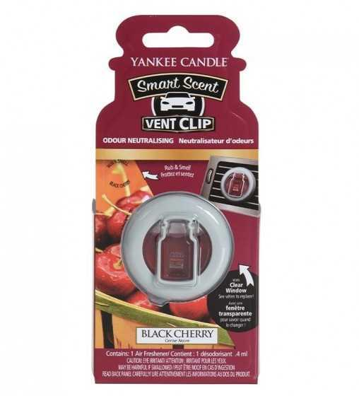 Cerise Griotte - Smart Scent Car Jar