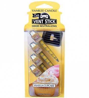 Gâteau à la vanille - Vent Stick Car Jar