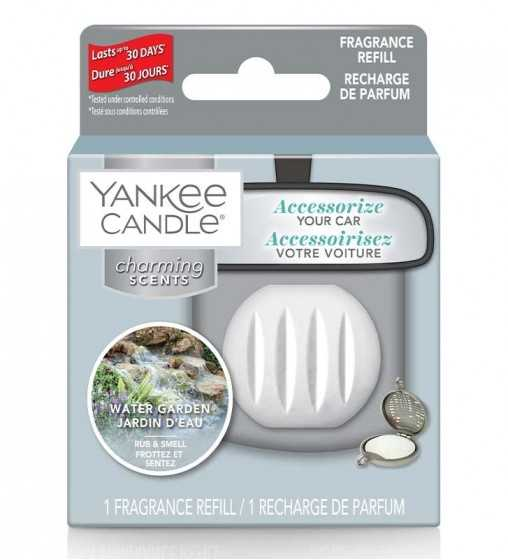 Jardin d'eau - Recharge Charming Scents Yankee Candle - 1