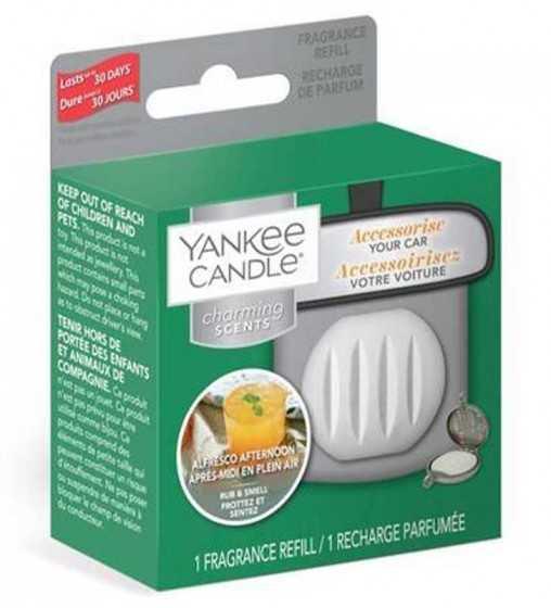 Après-midi en Plein Air - Recharge Charming Scents Yankee Candle - 1