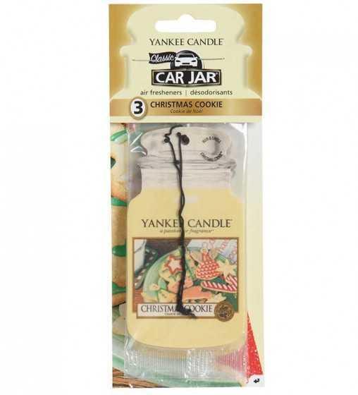 Cookie de Noël - Car Jar Yankee Candle - 1