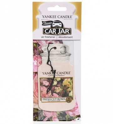 Roses Fraîchement coupées - Car Jar Yankee Candle - 1