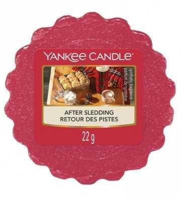 Retour des Pistes - Tartelette Yankee Candle - 1