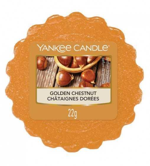 Châtaignes Dorées - Tartelette Yankee Candle - 1