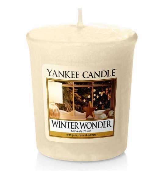 Merveille d'hiver - Votive Yankee Candle - 1