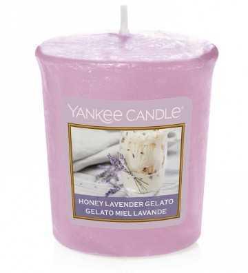Gelato Miel Lavande - Votive Yankee Candle - 1