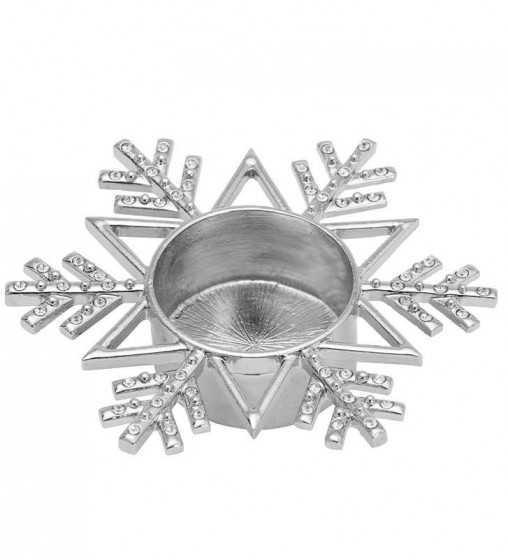 Twinkling Snowflake - Photophore Yankee Candle - 1