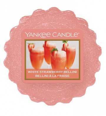 Bellini à la Fraise - Tartelette Yankee Candle - 1