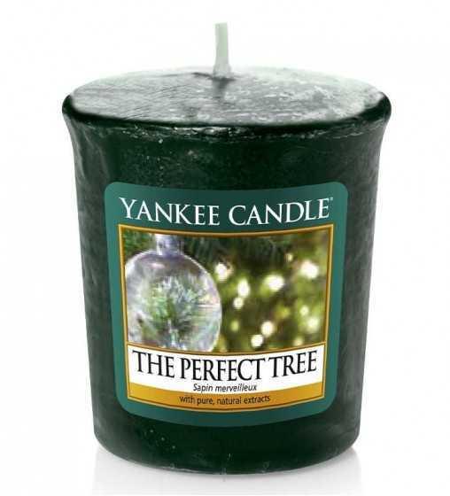 Sapin Merveilleux - Votive Yankee Candle - 1