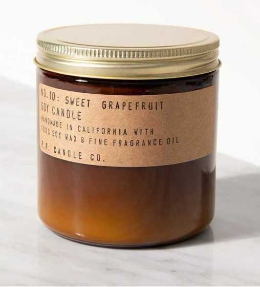 Sweet Grapefruit - Grande Jarre P. F. Candle - 2