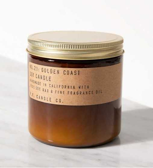 Golden Coast - Grande Jarre P. F. Candle - 2