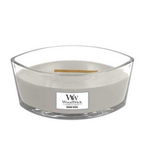 Douceur de laine - Ellipse Wood Wick - 1