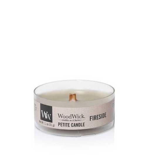 Au Coin du Feu - Petite Candle Wood Wick - 1