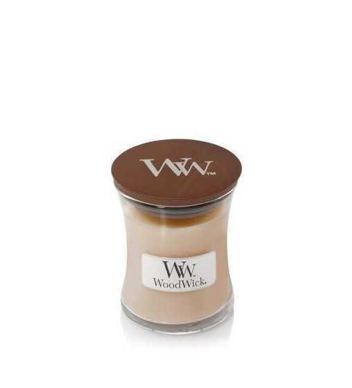Miel Blanc - Mini Jarre Wood Wick - 1