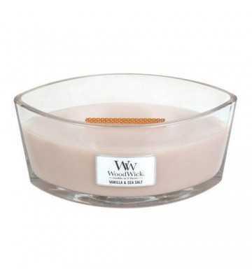 Vanille & Sel marin - Ellipse Wood Wick - 1