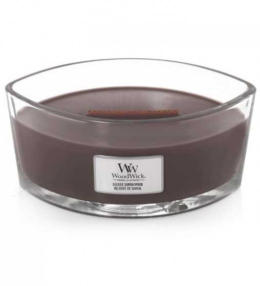 Velours de santal - Ellipse Wood Wick - 1