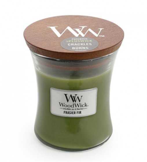 Sapin de fraser - Moyenne Jarre Wood Wick - 1