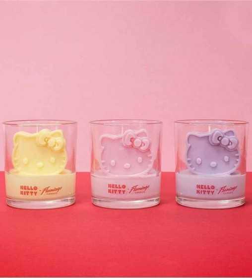 Hello Kitty - 3D Jaune