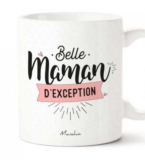 Belle Maman d'Exception - Mug Manahia - 2
