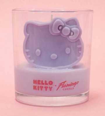 Hello Kitty - 3D Mauve
