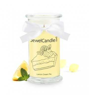 Lemon Cream Pie - Bougie-Bijou avec Bague Jewel Candle - 1
