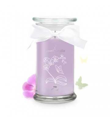 Thaï Orchid - Bougie-Bijou avec Bague Jewel Candle - 1