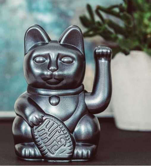 Lucky Cat - Galaxy Donkey - 1