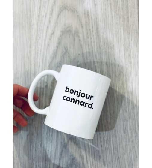 Mug Bonjour Connard